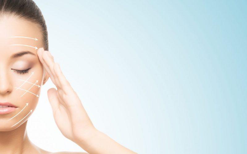 Lutter contre le relâchement du visage